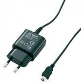 Hálózati USB töltő adapter Mini USB csatlakozóval 5V/DC 1000mA Voltcraft SPS-1000
