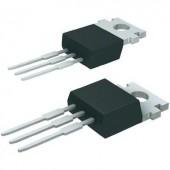 Feszültségszabályozó, fix feszültségű, 2 A, pozitív STMicroelectronics L78S12CV Ház típus TO 220 Kimeneti feszültség 12 V