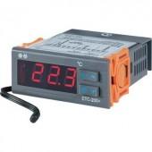 Beépíthető LED-es hőmérő modul, hőfokkapcsoló modul 2 relés vezérléssel 230V/AC Voltcraft ETC-200