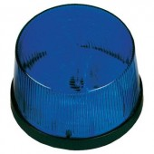 Elektronikus stroboszkóp villogó, 12 VDC, 180 mA, kék, IP54, Velleman HAA40B