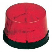 Elektronikus stroboszkóp villogó, 12 VDC, 180 mA, piros, IP54, Velleman HAA40R