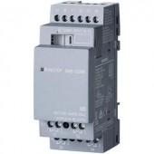 SPS bővítő egység Siemens LOGO! DM8 12/24R 0BA2 6ED1055-1MB00-0BA2 24 V/DC