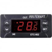 Egycsatornás hőmérséklet szabályozó Voltcraft ETC902