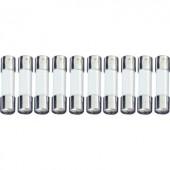 UL-üvegcsöves biztosíték 5 x 20 mm, 3 A, 250 V, F, 10 db, ESKA UL520.663