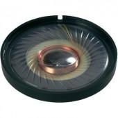 Műanyag hangszóró LSF-sorozat, 110 dB 32 Ω 0,1 W