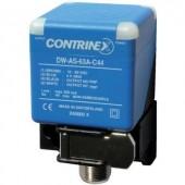 Induktív közelítés érzékelő 40 x 40 mm, kapcsolási távolság: 30 mm, Contrinex DW-AS-61A-C44