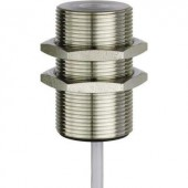 Induktív közelítés érzékelő (fém) M30, kapcsolási távolság: 20 mm, Contrinex DW-AD-703-M30
