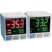 Miniatűr nyomásérzékelő -1 - +10 bar (±10 %) 12 - 24 V/DC, Panasonic DP102EP