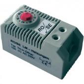 Kapcsolószekrény termosztát nyitó ugrókontaktus TH-H