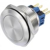 Kapcsoló 250 V/AC 3 A 1 x BE/(BE) Conrad GQ30-11/S IP65