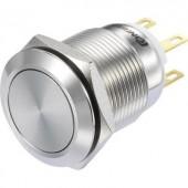 Kapcsoló 250 V/AC 3 A 1 x BE/(BE) Conrad LAS1-GQ-11/S IP65