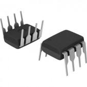 1 csatornás tranzisztoros kimenetű optocsatoló 1 MBd, 3,3 V, DIP 8, Avago Technologies HCPL-250L-000E