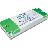 Állandó áramú LED tápegység 700 mA, 10-43 V/DC, 30 W, Recom Lighting RACD30-700