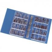 Elektrolit kondenzátor készlet, 325 részes, NOVA by Linecard