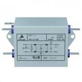 Epcos Hálózati zavarszűrő, SIFI C, nagy csillapítás STANDARD SZŰRŐ, SIFI C, 2X10A 250V 115/250 V/50-60 Hz 10 A