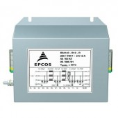 Epcos Hálózati zavarszűrő átalakítókhoz és teljesítményelektronikához B84142B16R 250 - 250 V, 50/60 Hz 8 - 25 A