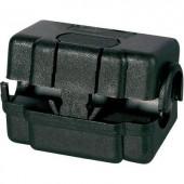 Ferrit gyűrű 100 Ω Kábel Ø (max.) 8 mm (H x Sz x Ma) 35.1 x 21.7 x 19 mm Würth Elektronik 74271633S 1 db