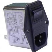 Hálózati bemeneti modul 4A 250V AC