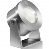 Barthelme 62513326 LED-es kirakat lámpa 3 W EEK: LED (A++ - E) Hidegfehér Alumínium