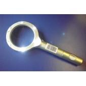 Dörr 1 db Danubia kézi nagyító beépített LED-ekkel, lencseátmérő: 6 cm