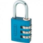ABUS alu számkódos lakat, kék, 145/30, ABVS46614