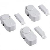 Ajtó- és ablak riasztó készlet, 3 db, Smartwares SC07/3