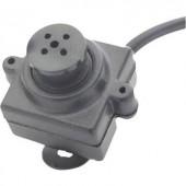 Szellőzőnek álcázott megfigyelő kamera, 480 TVL 3,7 mm, CS 700