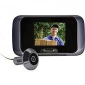 """Digitális ajtó kamera, kémlelő nyílás 6,1 cm (2,4"""" ) LCD kijelzővel Smartwares 10.018.27"""
