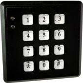 Dummy kódzár falra szerelhető, kh-security 250117 3 V