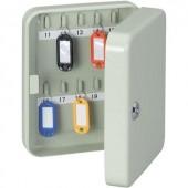 Fali kulcstartó doboz 40 kulcshoz, 200x165 mm, Maul