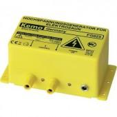 Nagyfeszültség generátor elektromos kerítéshez, villanypásztorhoz , KEMO FG025