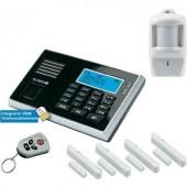 Vezeték nélküli GSM riasztó készlet, Olympia 5943