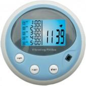 Gyógyszeradagoló 5 riasztási időponttal, pulzusmérővel, Scala 20811