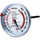 Analóg sütőhőmérő/húshőmérő tapadásgátló bevonattal  Sunartis T409A