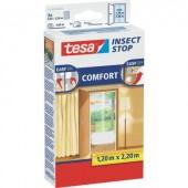 TESA® COMFORT szúnyogháló ajtóra, 2,2 x 1,3 m, fehér