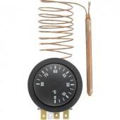 Beépíthető termosztát, 0 - 90 °C, Basetech Y304958C