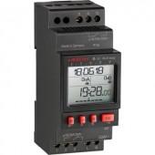 Kalapsínes időkapcsoló óra Digitális Müller SC 18.24 easy NFC 230 V 16 A/250 V
