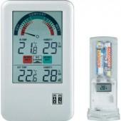 Vezeték nélküli digitális páratartalom mérő és külső-belső hőmérő, TFA BEL-AIR, 30-3045.IT