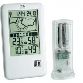 Vezeték nélküli időjárásjelző állomás, TFA NEO PLUS, 35-1109