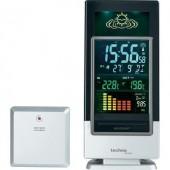 Vezeték nélküli digitális időjárásjelző állomás színes kijelzővel, Techno Line WS 6502