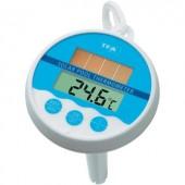Napelemes digitális medence hőmérő, TFA 30.1041