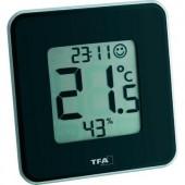 Digitális hőmérő és páratartalom mérő, TFA Style 30.5021.01