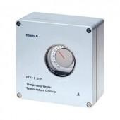 Fagyvédő hőmérsékletszabályozó termosztát -20 - +35 °C Eberle FTR-E 3121 191 5701 59 900
