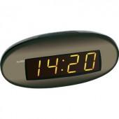 LED világítós digitális ébresztőóra, 150x64x66 mm, TFA 60.2005