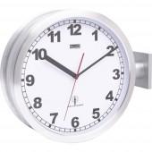 Rádiójel vezérelt kétoldalas pályaudvari óra, (Ø) 40 cm Alumínium