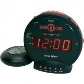 Rezgő ébresztőóra, Sonic Bomb
