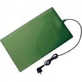 AccuLux elektromos fűtőszőnyeg, 6W, 170x170x4mm, zöld