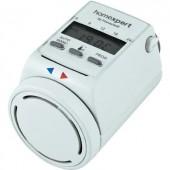 Homexpert by Honeywell HR20 Style Elektromos fűtőtest termosztátfej radiátorra  fehér