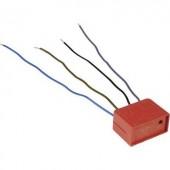 Állítható késleltető relé, ventilátor időzítő, 1-9 perc, 230V/6A, Wallair 20100243