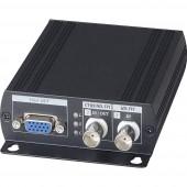 1590493 1 csatornás (HD-TVI, AHD, HD-CVI) SDI-HDMI átalakító